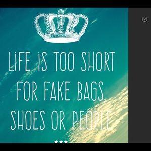 Handbags - Keep it real